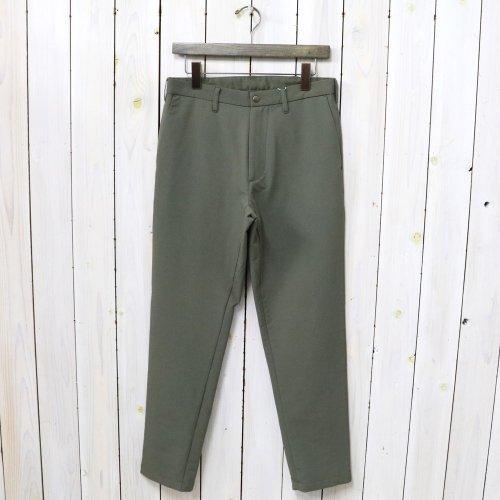 nanamica『BREATH TUNE Club Pants』(Khaki)