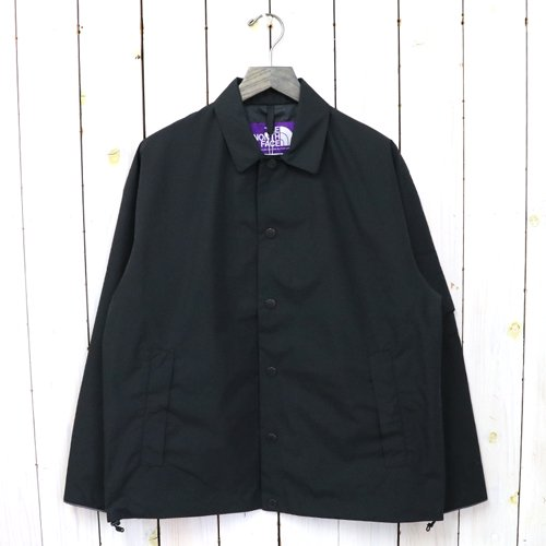 THE NORTH FACE PURPLE LABEL『HYVENT 65/35 Field Jacket』(Black)
