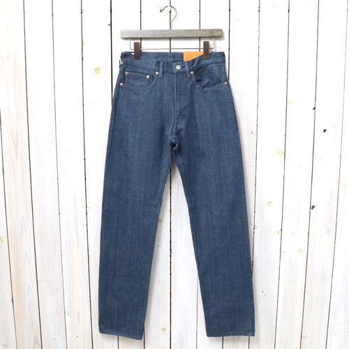 ANATOMICA『618 SLIM FIT HON AI』(L.INDIGO ONE WASH)