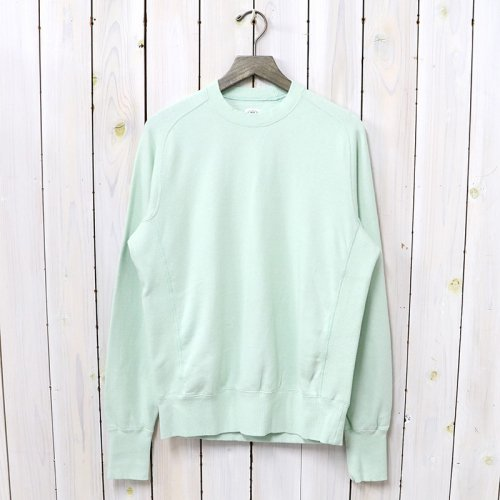 ANATOMICA『Sweat Shirts Crew Neck』(Mint)