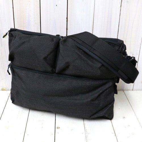 BAGJACK『Hunting Shoulder Bag OC』(Grid Gray)