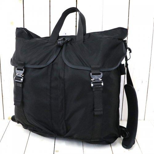 BAGJACK『NXL 3Way helmet bag sp』(Black)