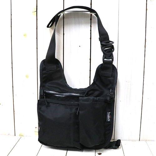 BAGJACK『2Way shoulder bag』(Black)