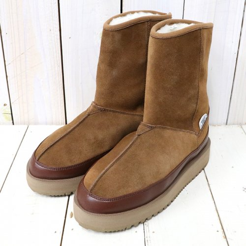 SOUTH2 WEST8『Sherpa Boot w/A.Grip Sole-Center Seam』(Mocha)