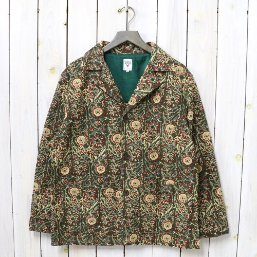 SOUTH2 WEST8『Pen Jacket-Batik Pt.』(Indian Chintz)