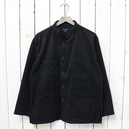 ENGINEERED GARMENTS『Dayton Shirt-W/C Flannel』(Black)