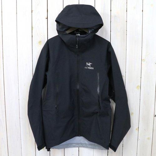 ARC'TERYX『Zeta AR Jacket』(Black II)
