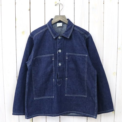 orSlow『PW PULLOVER SHIRT JACKET』(ONE WASH)