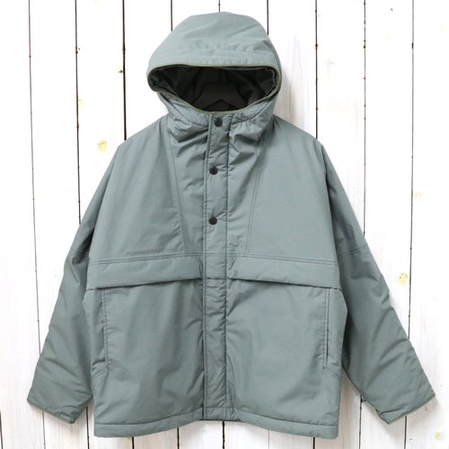 THE NORTH FACE PURPLE LABEL『HYVENT 65/35 Insulation Jacket』(Sage Green)