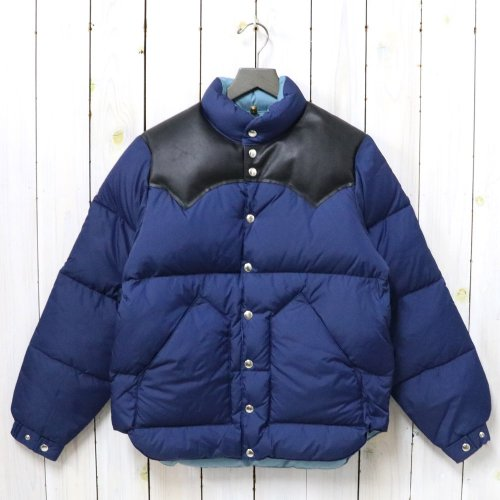 Rocky Mountain Featherbed『Down Jacket』(INK BLUE)