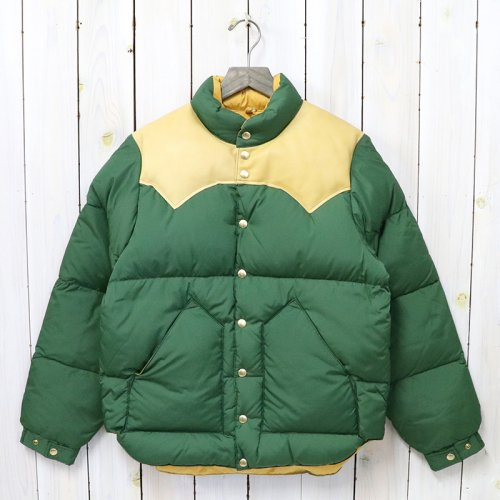 Rocky Mountain Featherbed『Down Jacket』(BOTTLE GREEN)