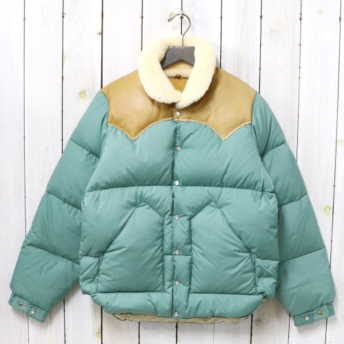 Rocky Mountain Featherbed『Christy Jacket』(EMERALD)