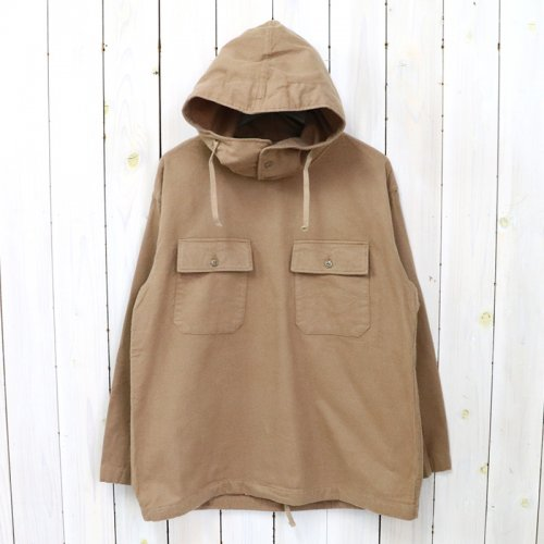 ENGINEERED GARMENTS『Cagoule Shirt-Solid Flannel』