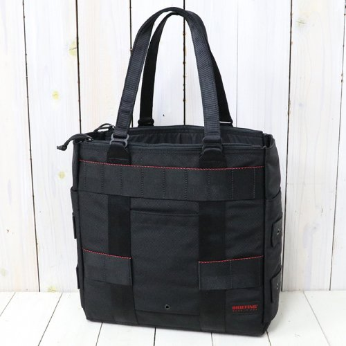 BRIEFING『PROTECTION TOTE』(BLACK)
