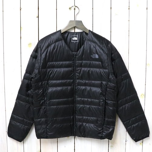 THE NORTH FACE『EXP-Parcel Down Cardigan』(ブラック)