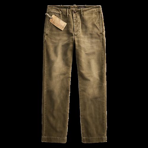 Double RL『MOLESKIN PANTS』(OLIVE)