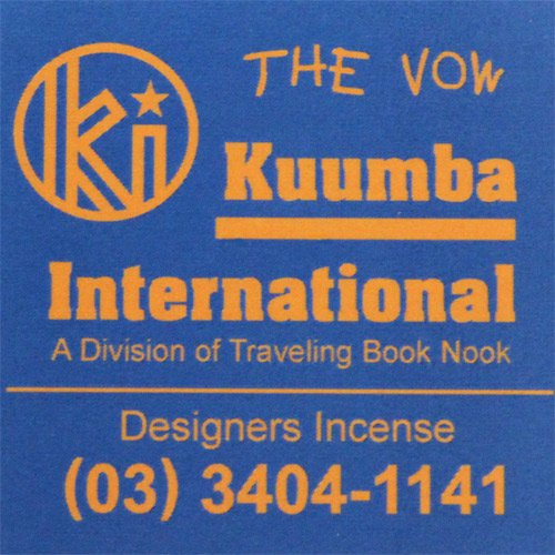 KUUMBA『incense』(THE VOW)