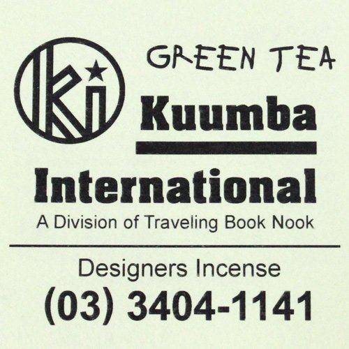 KUUMBA『incense』(GREEN TEA)