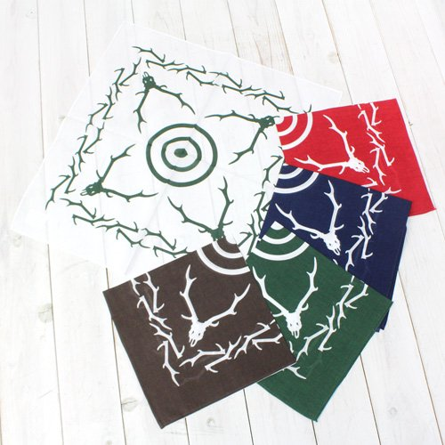 South2 West8��Skull Bandana-Square��