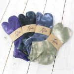 Needles��Uneven Dye Thumb Short Sock-2 Tones��