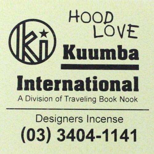 KUUMBA『incense』(HOOD LOVE)