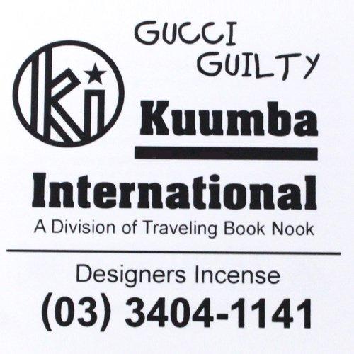 KUUMBA『incense』(GUCCI GUILTY)
