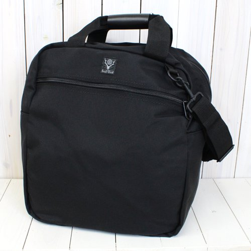 SOUTH2 WEST8『Balistic Nylon Boot Bag』(Black)
