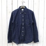 orSlow『BUTTON DOWN SHIRTS』(DENIM)