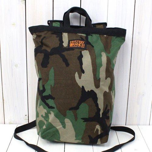 『BOOTY BAG』(Woodland Camo)