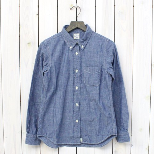 『BUTTON DOWN SHIRTS』(CHAMBRAY)