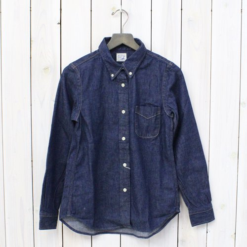 『BUTTON DOWN SHIRTS』(DENIM)