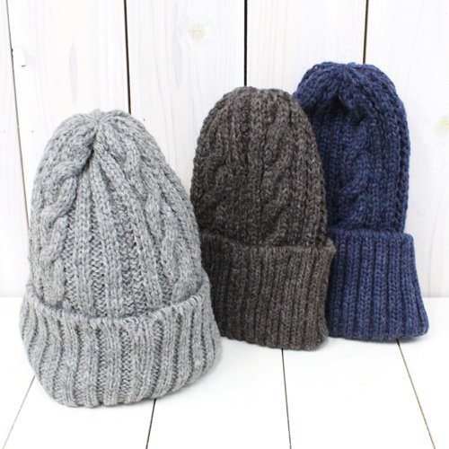 HIGHLAND 2000��AW13 NEW CABLE BOB CAP��
