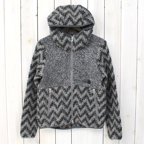 THE NORTH FACE PURPLE LABEL『W's Herringbone Wool Fleece Jacket』