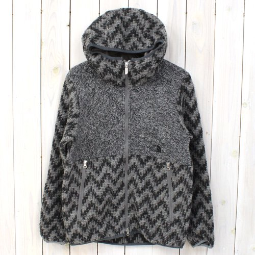 THE NORTH FACE PURPLE LABEL『Herringbone Wool Fleece Jacket』