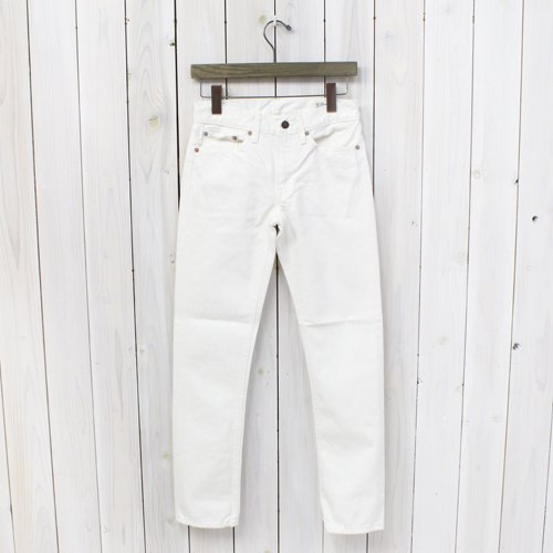 『IVY FIT DENIM』(WHITE)