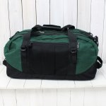 "hobo��CELSPUN® Nylon ""DELTA"" 3Way Bag by ARAITENT��(Green)"