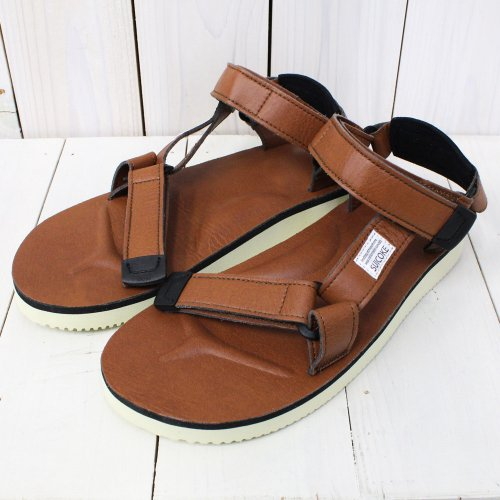 Suicoke『DEPAecs』(BROWN)