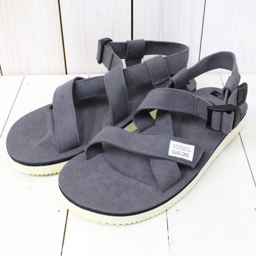 Suicoke『CHINecs』(GREY)