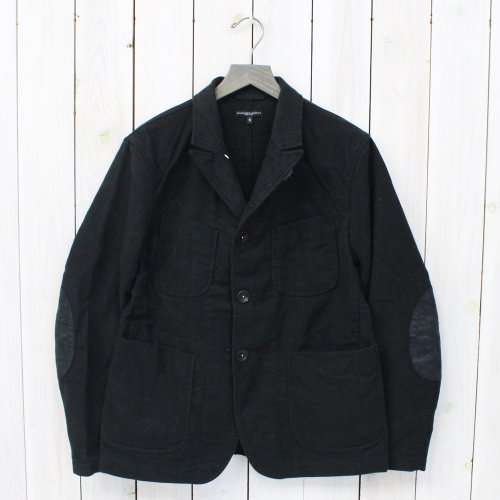 Engineered Garments『Bedford Jacket-Moleskin』(Black)