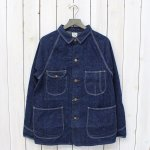 orSlow『50's COVER ALL』(ONE WASH)