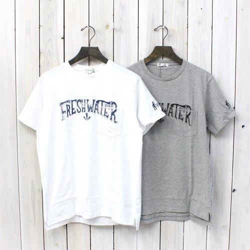 Engineered Garments『Printed Pocket T-Shirt-Fresh Water』