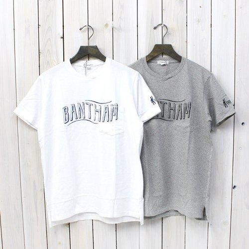 Engineered Garments『Printed Pocket T-Shirt-Bantham』