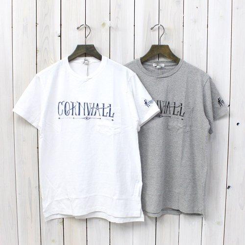 Engineered Garments『Printed Pocket T-Shirt-Corn Wall』