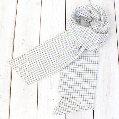 Engineered Garments『Long Scarf-Tattersal』