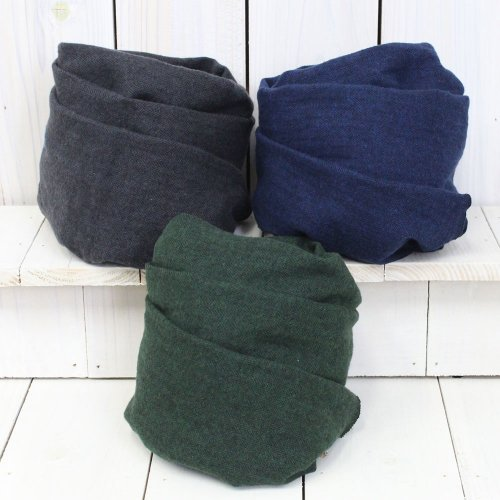 Engineered Garments『Long Scarf-Brushed HB』