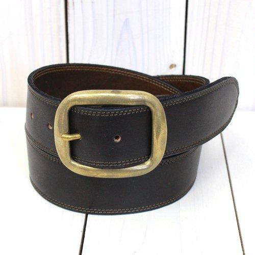 MOTO『BB2 4cm巾 バックルベルト』(Black)