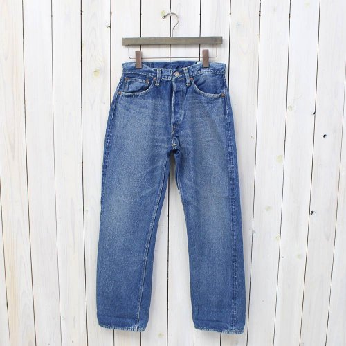 『STANDARD DENIM 5POCKET』(DAMAGE)
