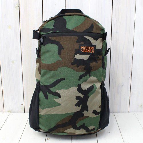 MYSTERY RANCH『STREET FIGHTER』(Woodland camo)
