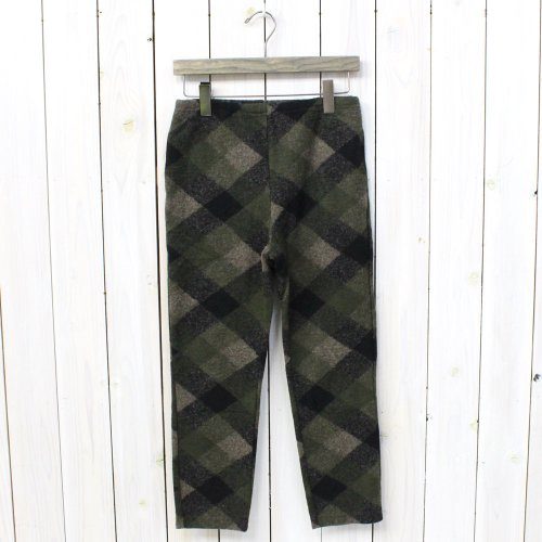 FWK by ENGINEERED GARMENTS『STK Pant-Diamond Knit』(Olive)