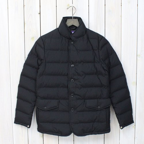 THE NORTH FACE PURPLE LABEL『Vertical Travel Jacket』(Black)